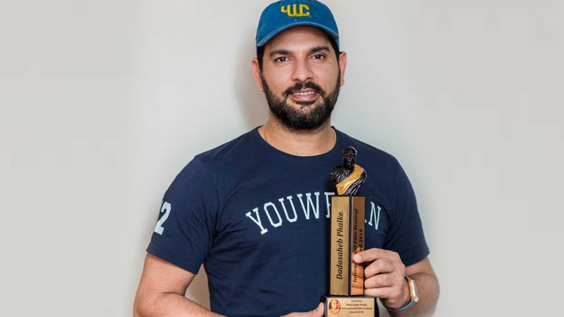 Yuvraj Singh recalls how he fought and won against cancer