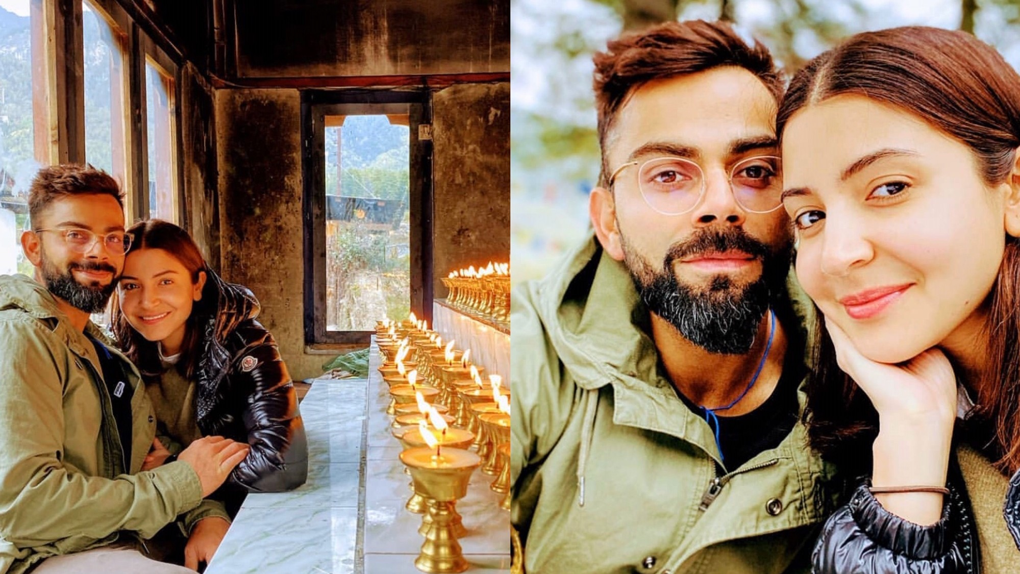Anushka Sharma's birthday wish for Virat Kohli is straight from the heart