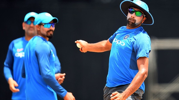 Ravichandran Ashwin adds another new delivery in his arsenal