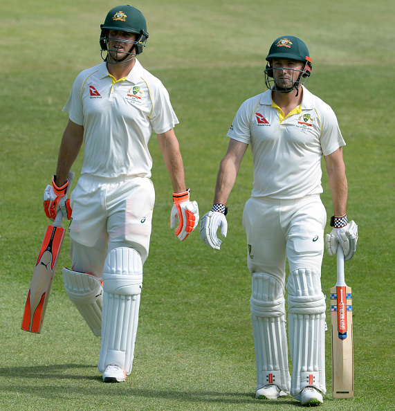 Marsh brothers have to perform to play for Australia says Warne | Getty Images