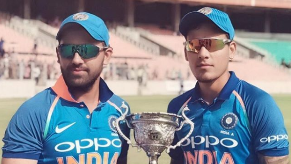 WI v IND 2019: From playing together in Agra to representing India, Chahar brothers make it big