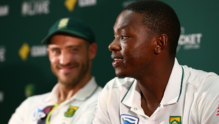 Sa VS IND 2018: Kagiso Rabada wants to open the bowling for South Africa