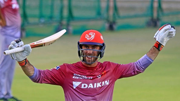 Glenn Maxwell takes a self dig at his IPL performance on Instagram