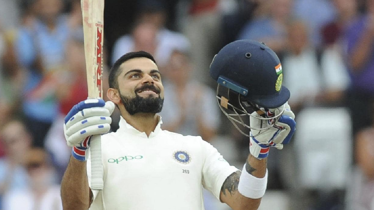 Stats : Virat Kohli completes 18000 runs in international cricket