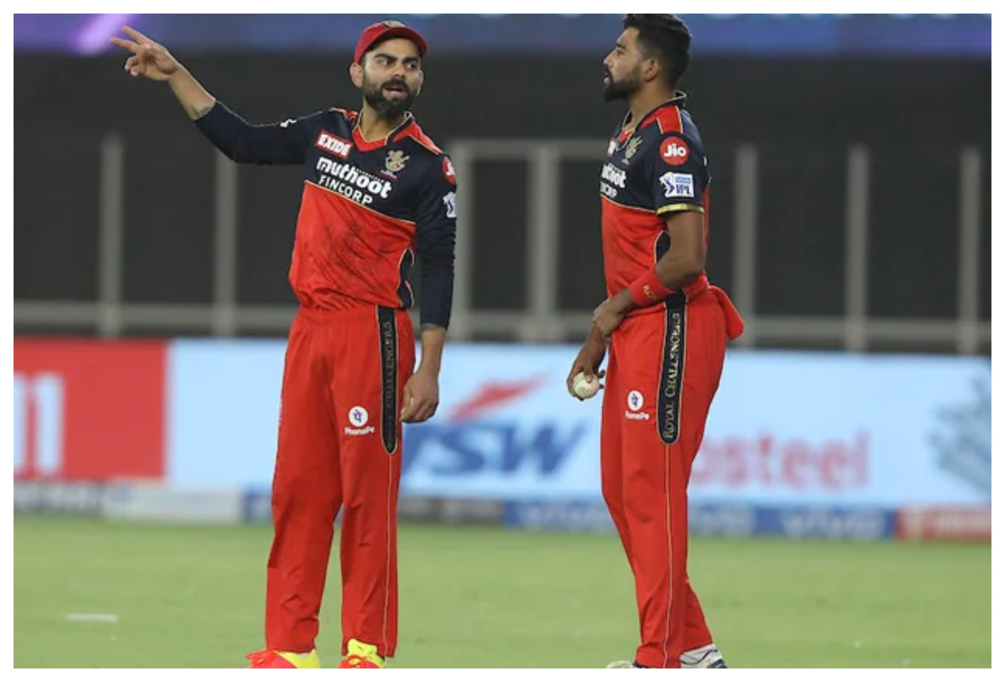 Kohli and Siraj to board charter flight from Manchester to Dubai | BCCI/IPL