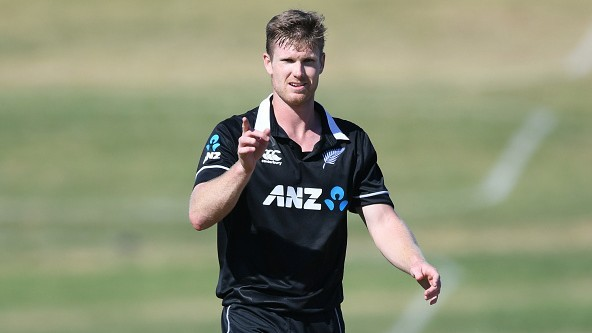 Here's how Jimmy Neesham shuts a Twitter user for calling him an a**hole