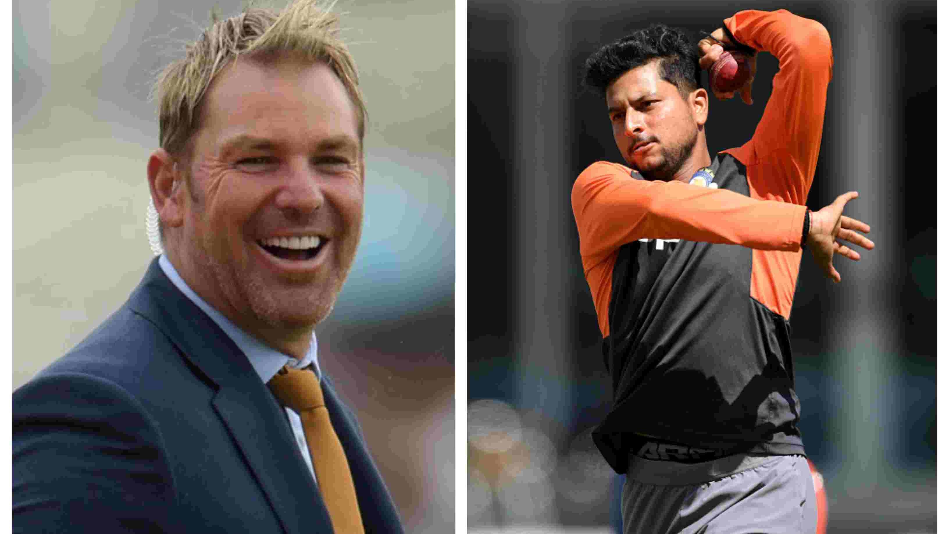 AUS v IND 2018-19: Kuldeep Yadav wants to follow Shane Warne's advice to take Australia down