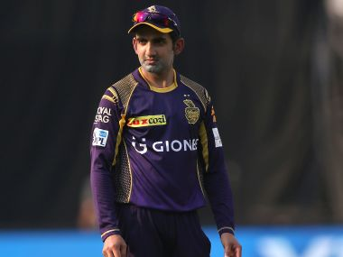 Gautam Gambhir wishes to play the role of senior statesman in IPL 2018