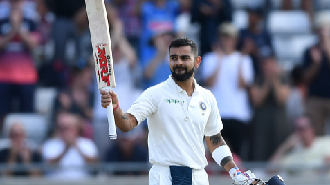 ENG v IND 2018: 1st Test, Day 2 – Virat Kohli stands tall with a century as India mounts a brave fightback