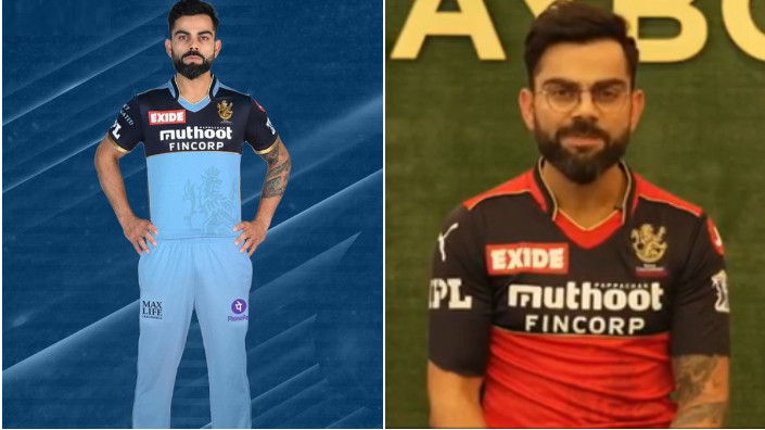 IPL 2021: RCB to wear special Blue jersey in honour of frontline warriors fighting against COVID-19
