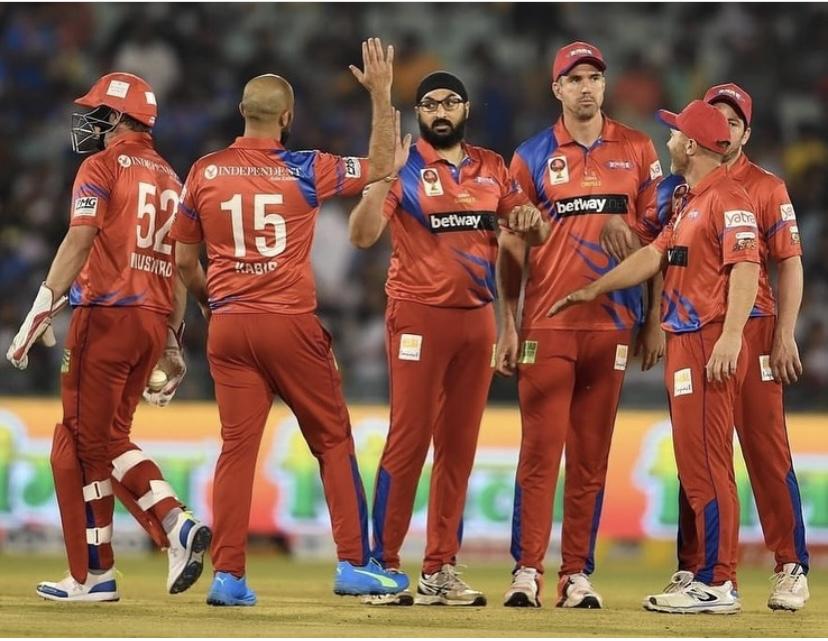 England Legends beat India Legends by 6 runs   Instagram