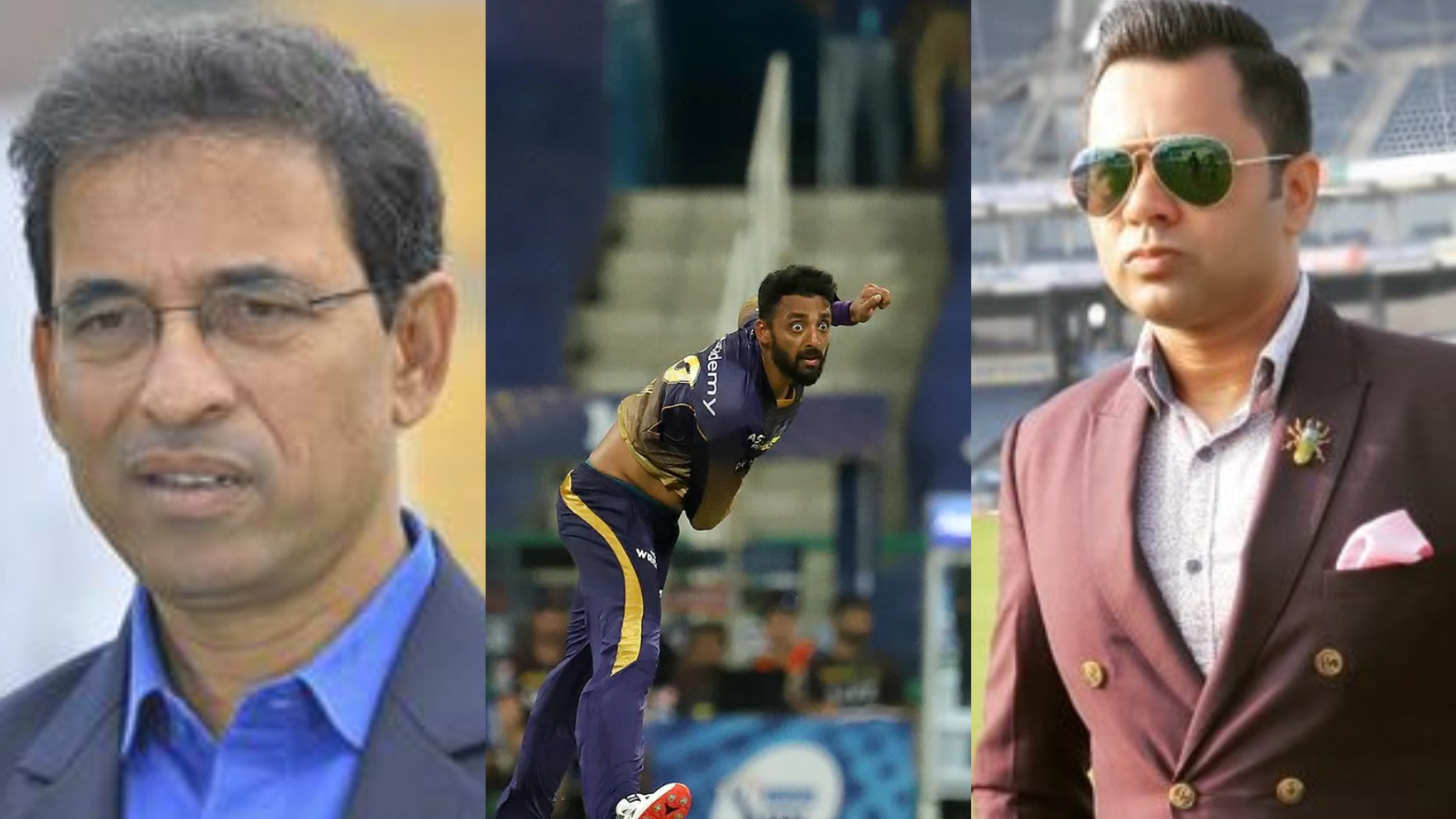 IPL 2021: Cricket fraternity reacts as Varun Chakravarthy-led KKR bowling attack restricts RCB to 92