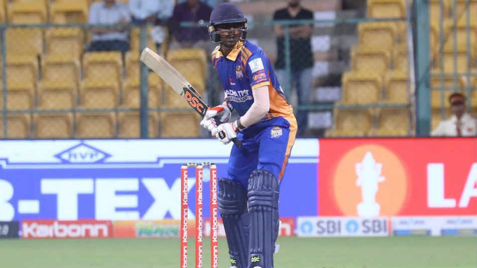 KPL 2019: David Mathias' stellar cameo powers Hubli Tigers to a thrilling win over Bijapur Bulls