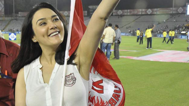 Kings XI Punjab owner Preity Zinta wants betting legalized in IPL