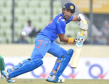 Robin Uthappa talks about his motivation to play cricket, setting an example for his son and playing for Saurashtra