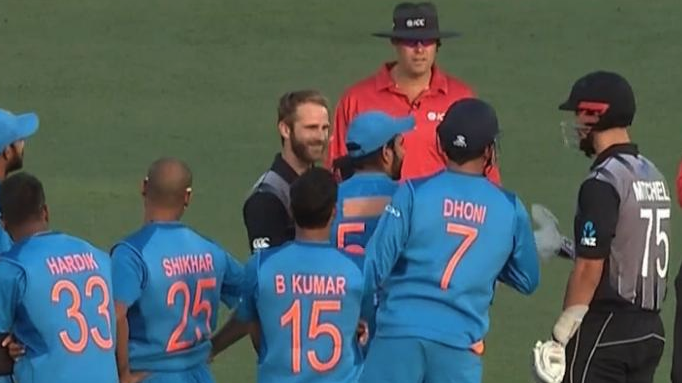 NZ v IND 2019: Ish Sodhi gutted with Daryl Mitchell's controversial dismissal at Eden Park