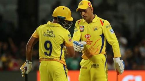 IPL 2018 : क्रिस श्रीकांत के अनुसार एमएस धोनी और अंबाती रायडू के साथ चेन्नई किसी भी स्कोर को कर सकता हैं चेस