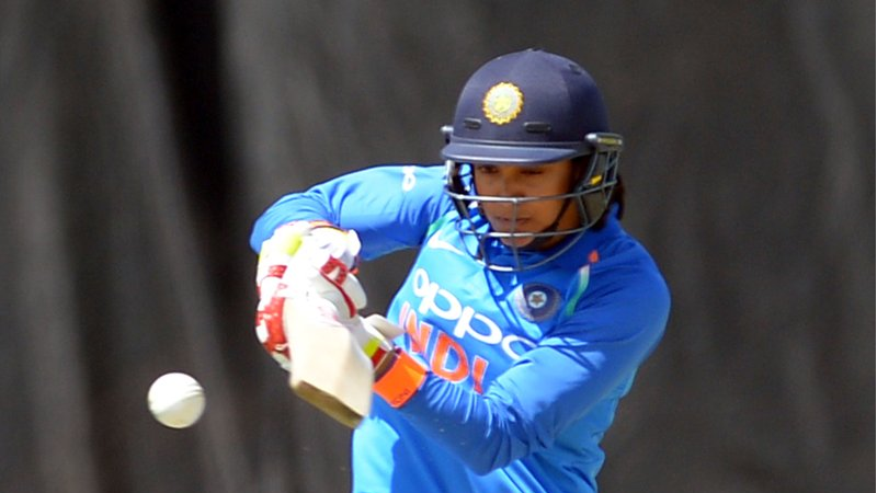 Smriti Mandhana reaches career high position in ICC Women's ODI rankings