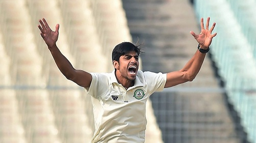 Irani Cup 2018: Rest of India struggle against brilliant Vidarbha bowling; Gurbani picks four wickets