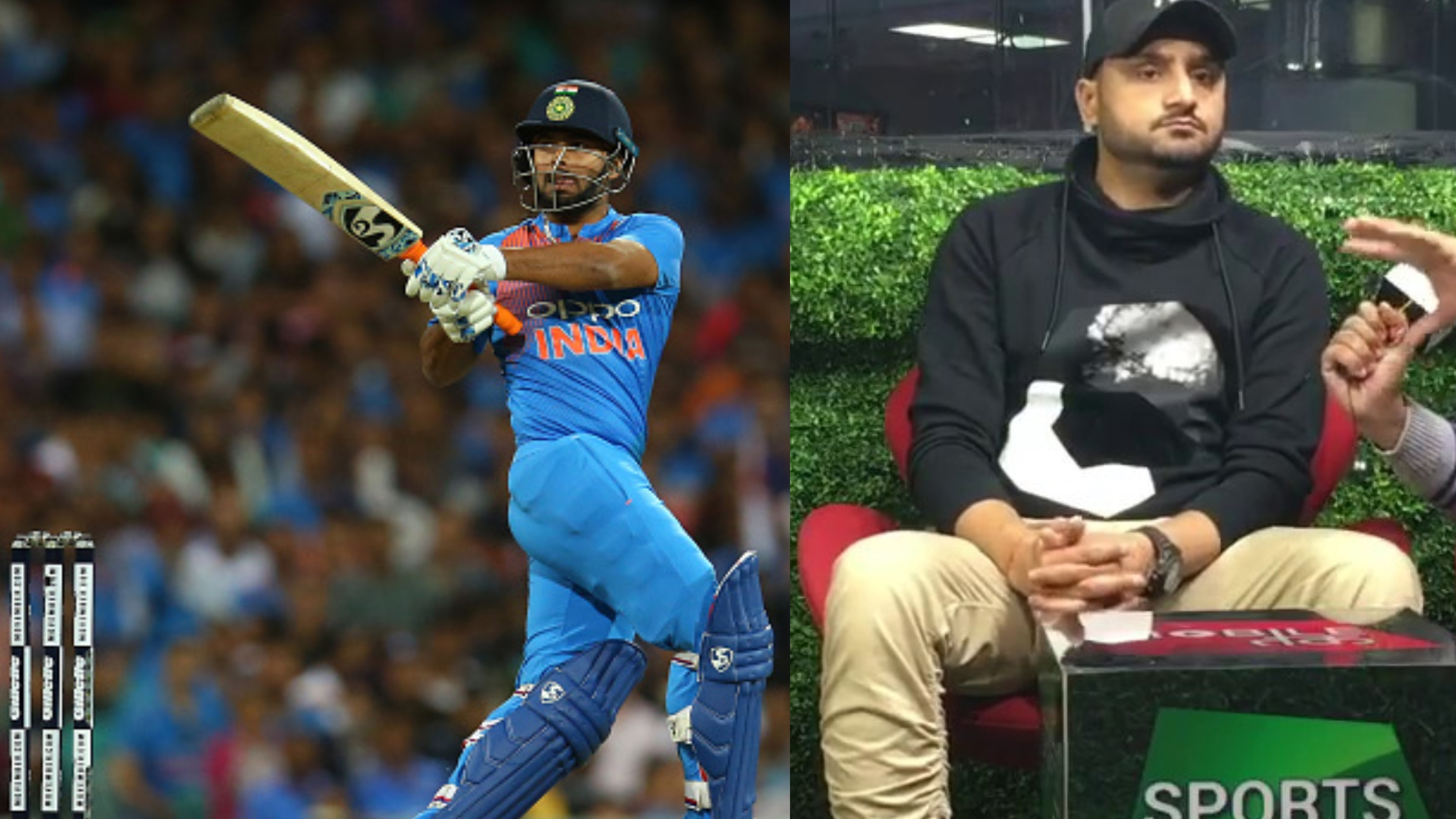 NZ v IND 2019: Rishabh Pant can't afford to waste chances, says Harbhajan Singh