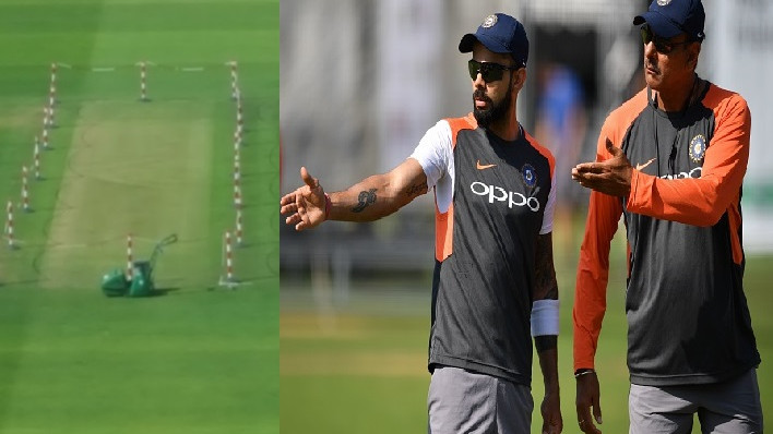 ENG v IND 2018: Another green top pitch at Lord's awaits the Indian team in the second Test against England