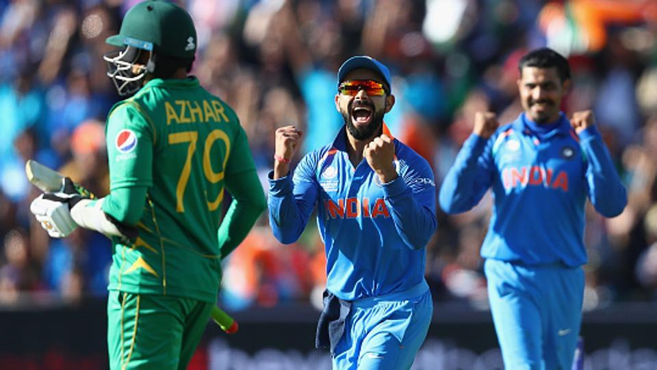 India and Pakistan have only played each other in ICC and ACC events | Getty