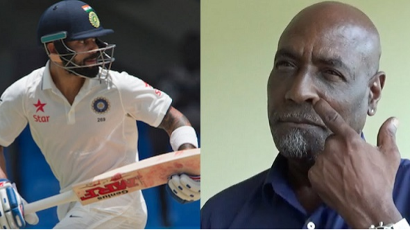 Sir Vivian Richards backs