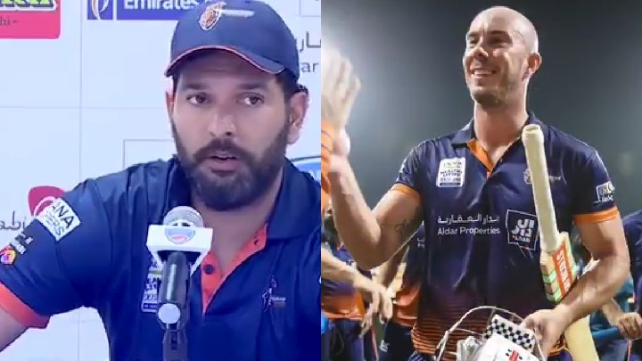 IPL 2020: WATCH- Yuvraj Singh calls KKR releasing Chris Lynn