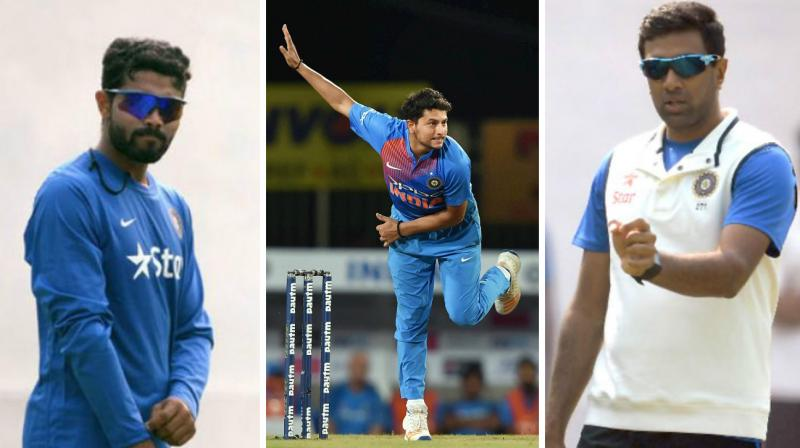 India is most likely going to go with a three spinner combo