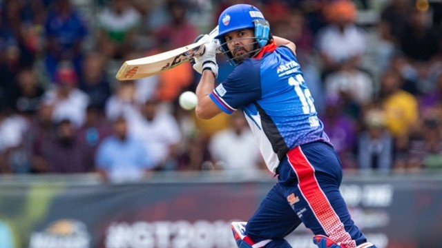 GT20 Canada 2019: Back problem forces Yuvraj Singh to retire hurt in match against Montreal