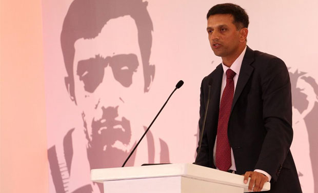 Rahul Dravid urged the BCCI to take strict action on those who fudge their age at the junior level. (AFP)