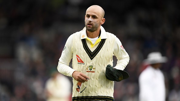 Ashes 2019: Nathan Lyon describes sledging by Manchester crowd as just