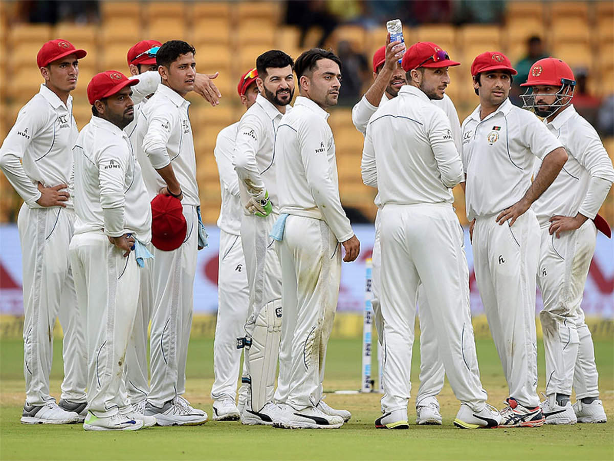 Afghanistan has played four Tests so far, winning two and losing two | AFP