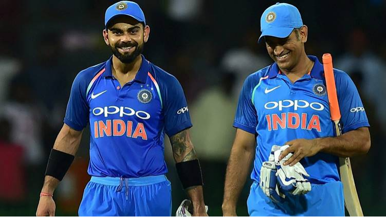 Virat Kohli, MS Dhoni included in the list of ESPN World Fame 100