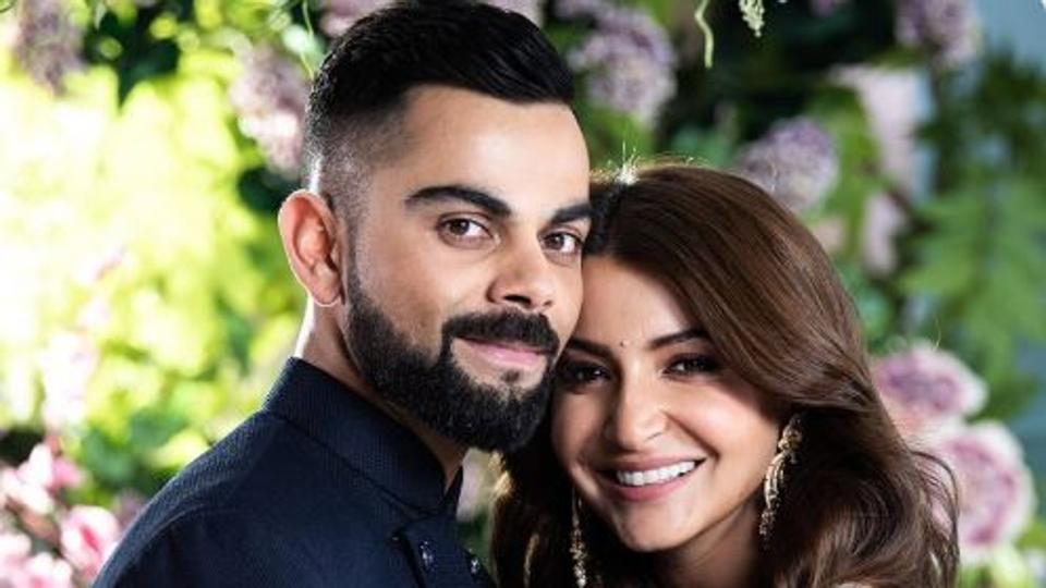 Virat Kohli and Anushka Sharma   Instagram