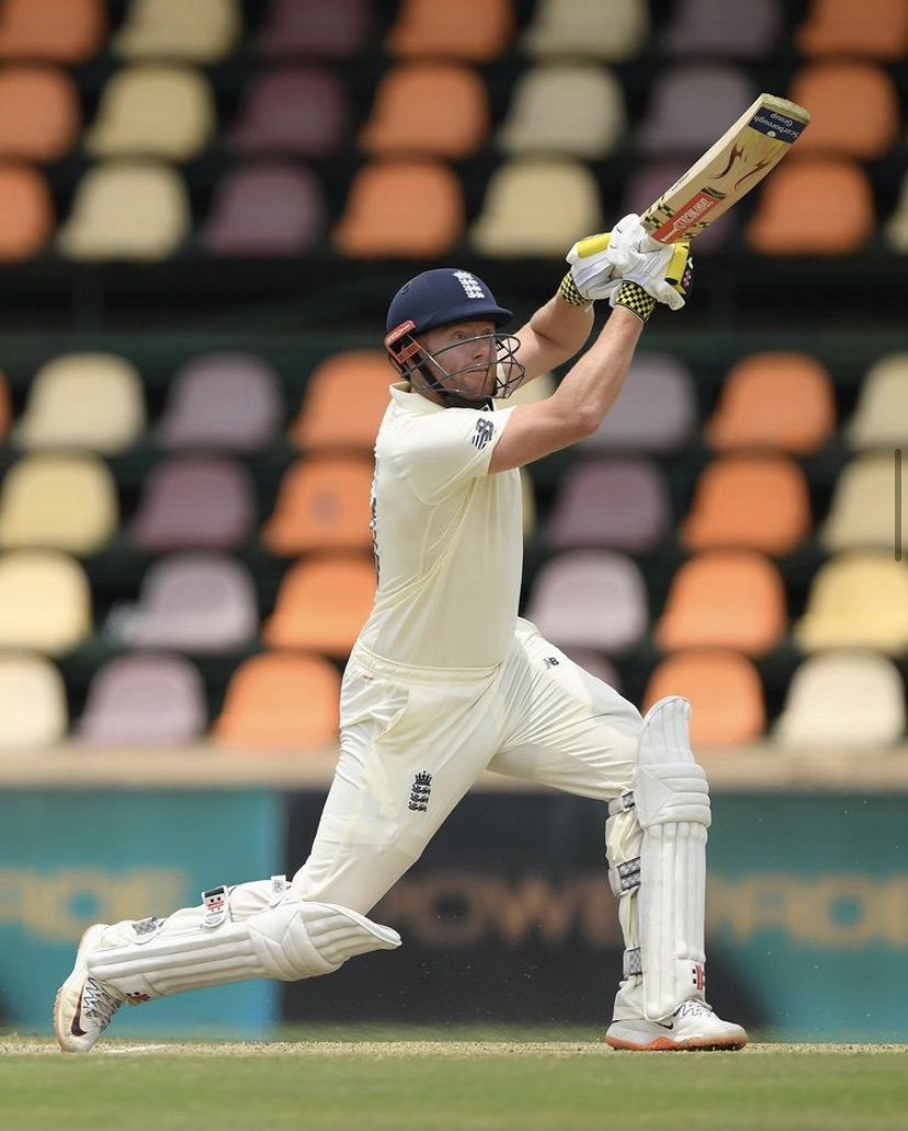 Jonny Bairstow has been rested by England for first two Tests against India. | Jonny Bairstow Twitter