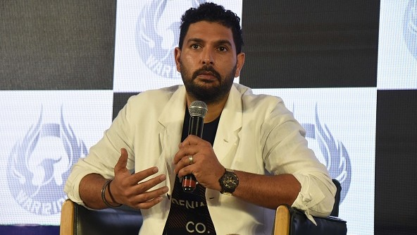 Yuvraj Singh donates generously in fight against COVID-19 pandemic