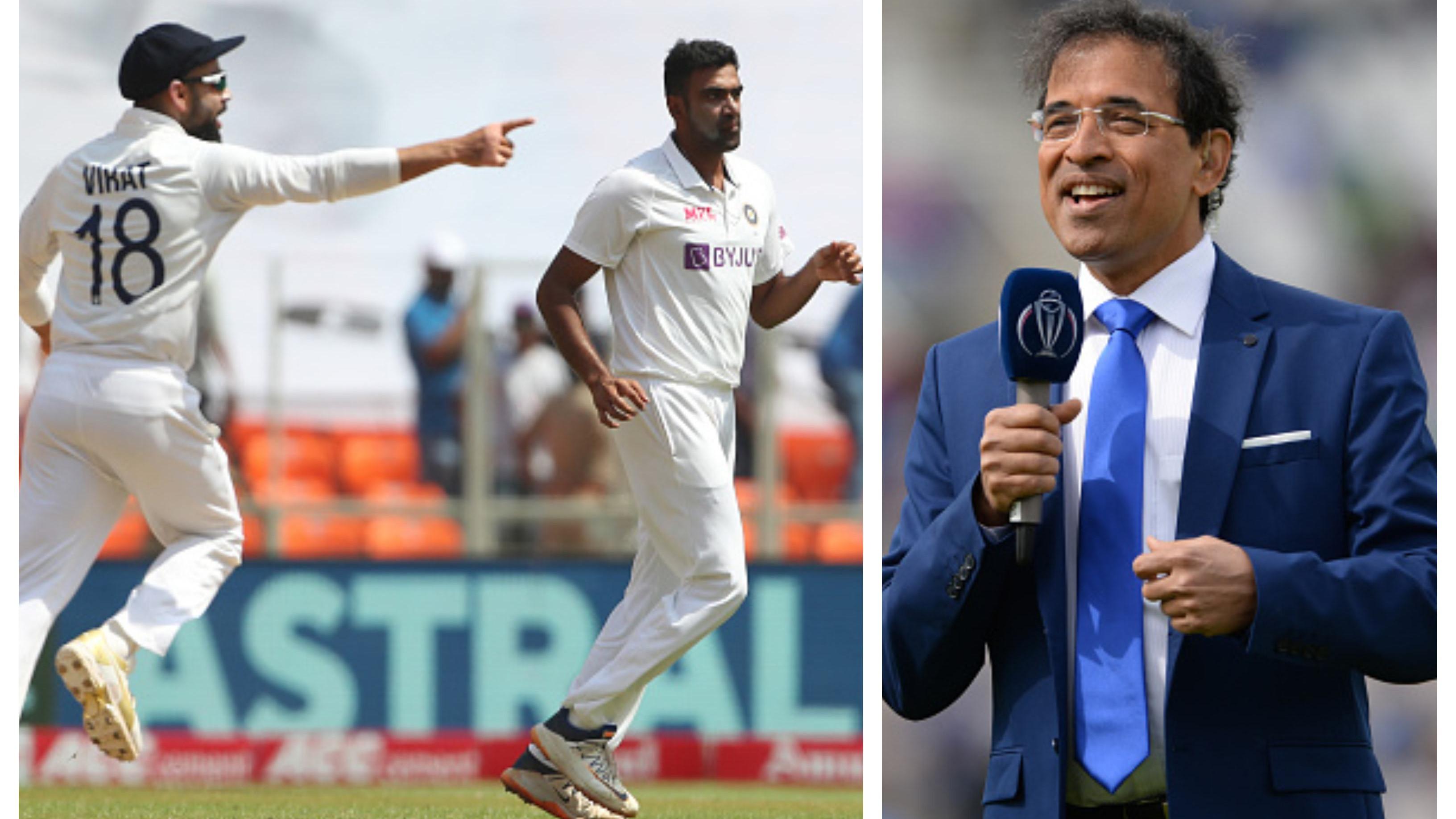 WATCH: Harsha Bhogle picks all-time India Test XI on his 60th birthday; Kohli, Ashwin make the cut from current team