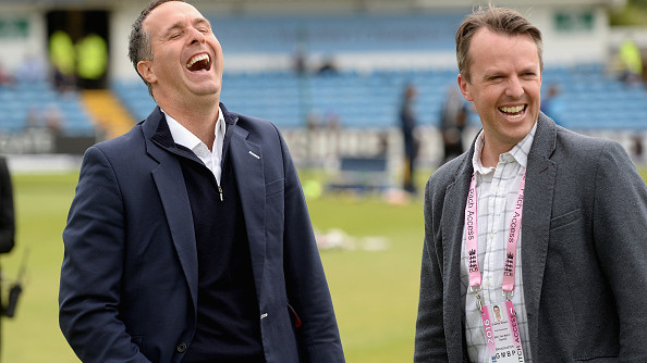 Michael Vaughan jokes on ICC's decision to rename World T20