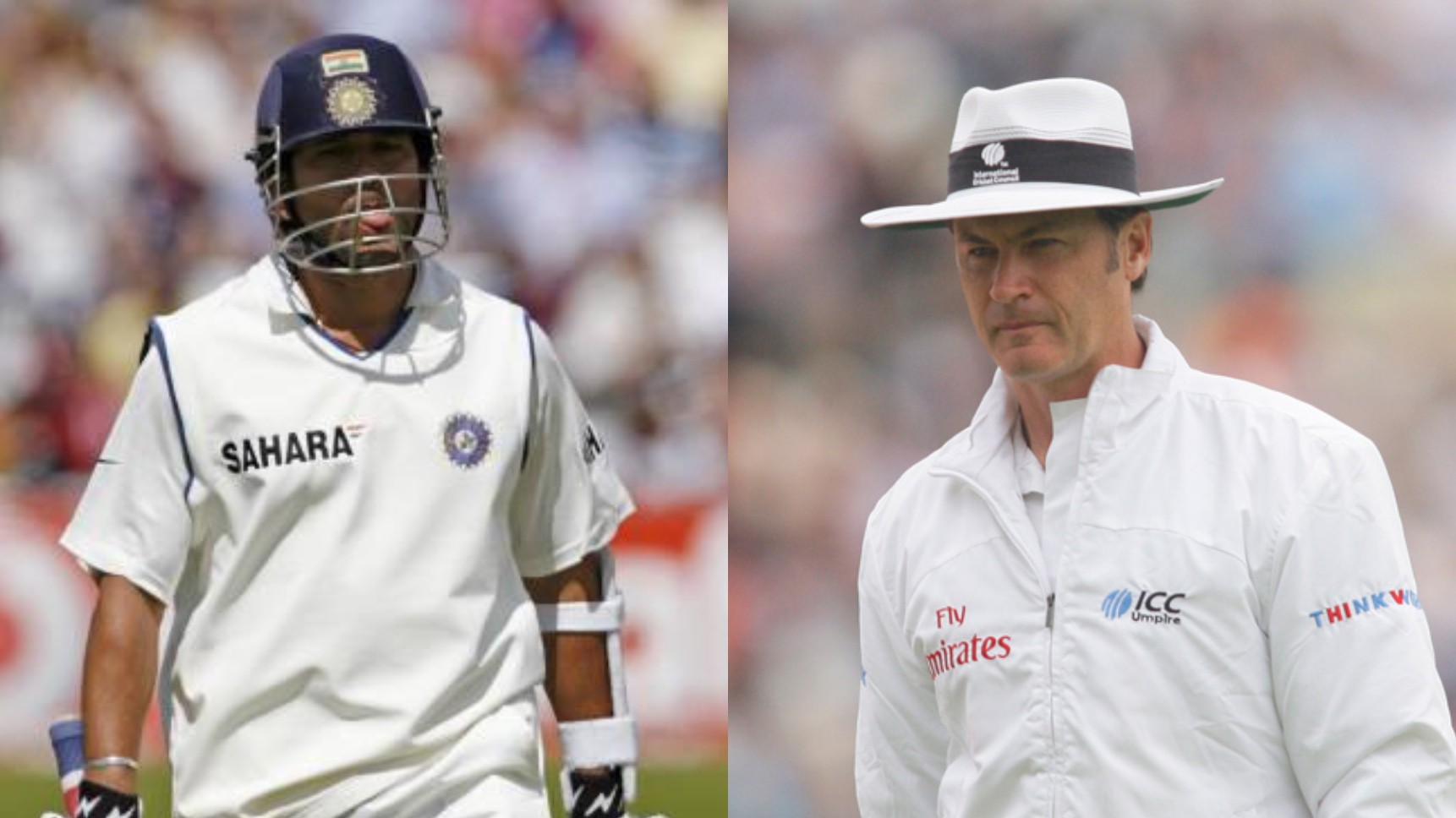 Simon Taufel shares tales of his two different Sachin Tendulkar LBW decisions