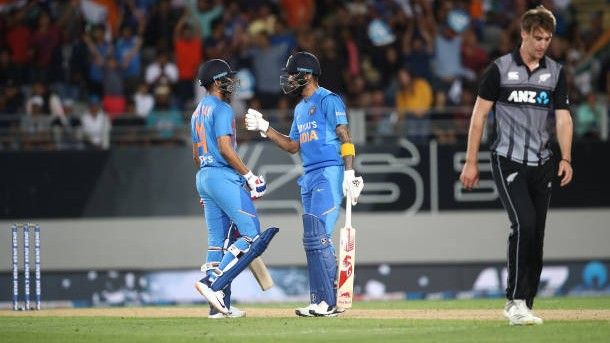 NZ v IND 2020: Second T20I - Statistical Highlights