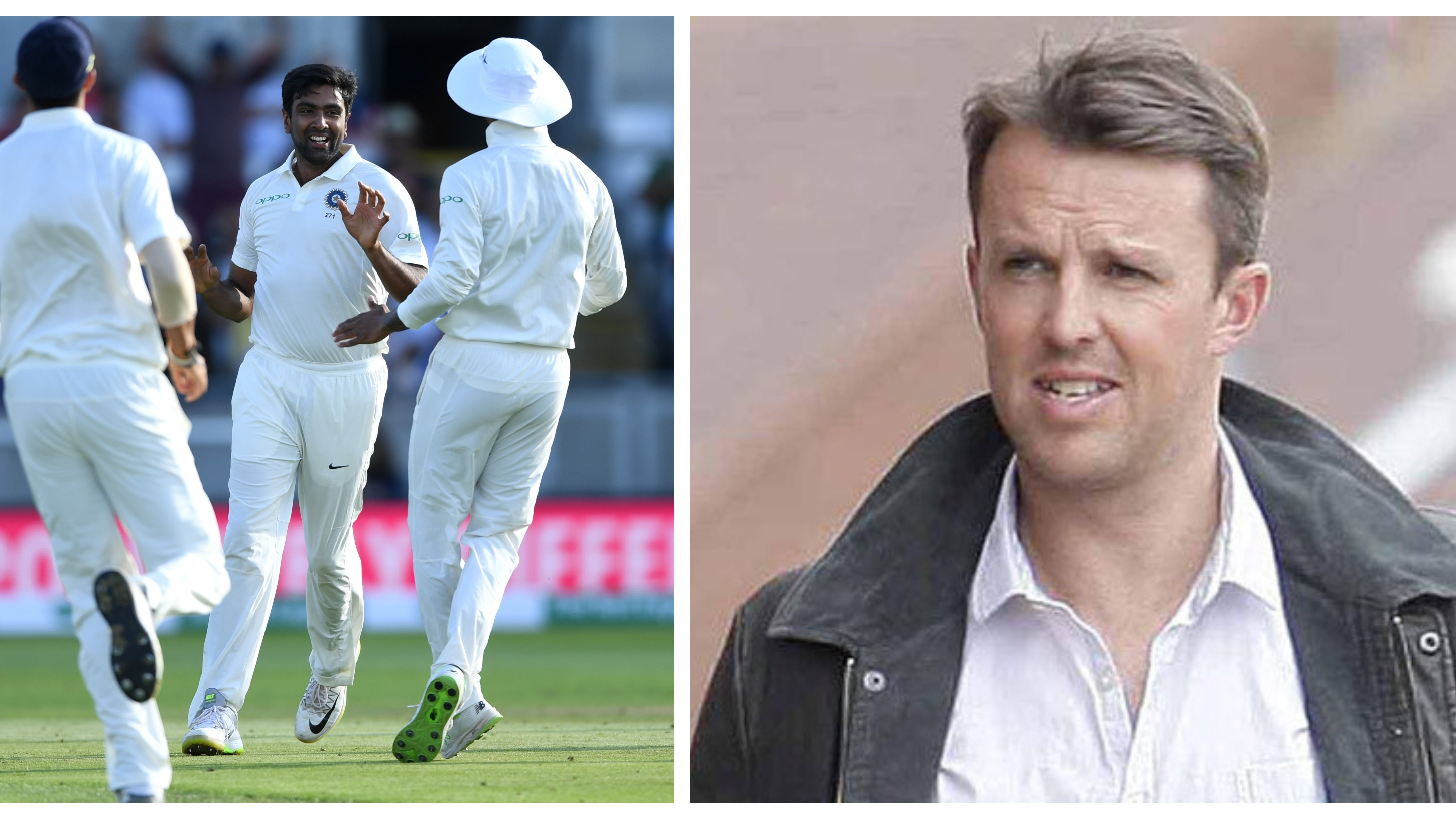 ENG vs IND 2018: Ashwin is easily the best off-spinner in the world, says Graeme Swann