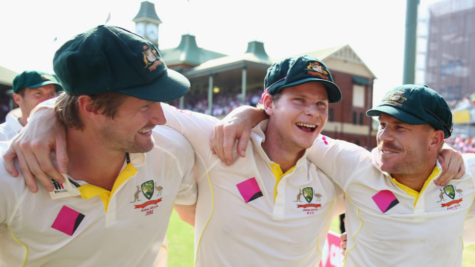 Shane Watson wants Steve Smith and David Warner to play next BBL season