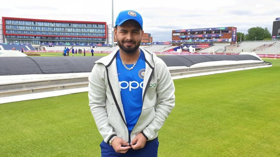 CWC 2019: Rishabh Pant joins Team India in Manchester