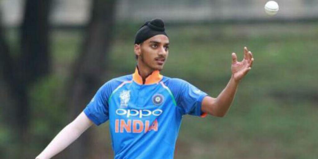 यू-19 विश्वकप की विजेता टीम के अर्शदीप सिंह बीसीसीआई यू-23 वनडे लीग क्वार्टर फाइनल में पंजाब के लिए खेलेंगे