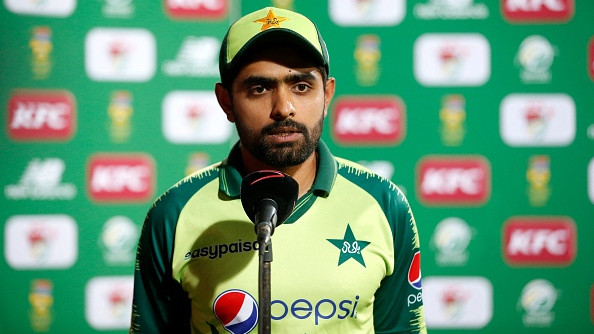 SA v PAK 2021: Preparations for T20 World Cup in India on the right track - Babar Azam