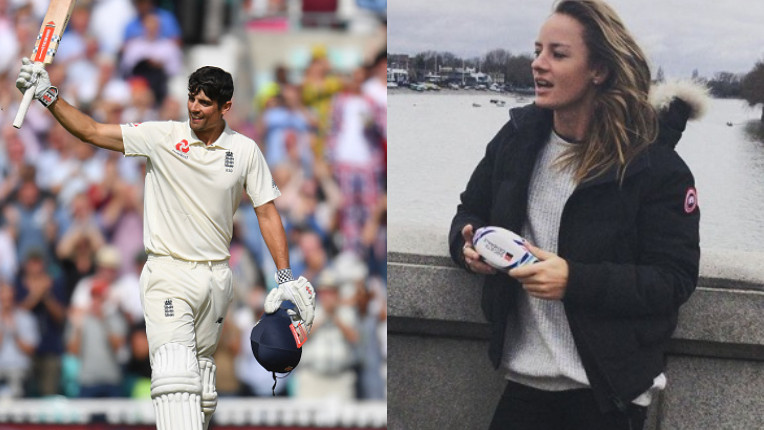 ENG v IND 2018: Danielle Wyatt gets her prediction right as Alastair Cook scores a century in his last Test