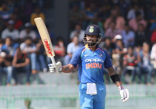 Virat Kohli's ODI average of 55.74 is the highest by a batsman of full member nation | IANS