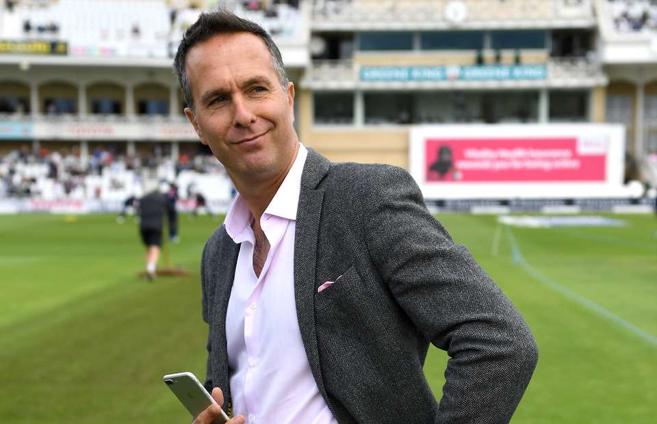 Michael Vaughan has been a brilliant jinxer so far