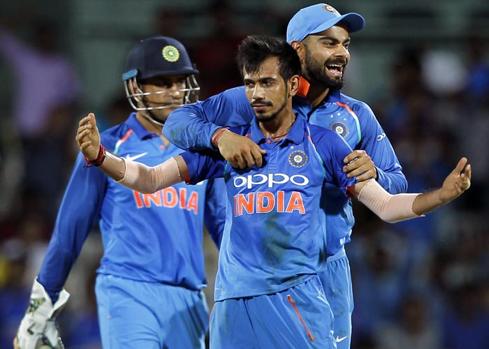 SA v IND 2018: Yuzvendra Chahal credits Virat Kohli and MS Dhoni for his success